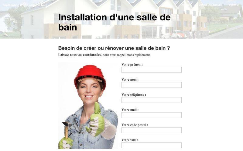 Installation de salle de bains, le rôle du plombier