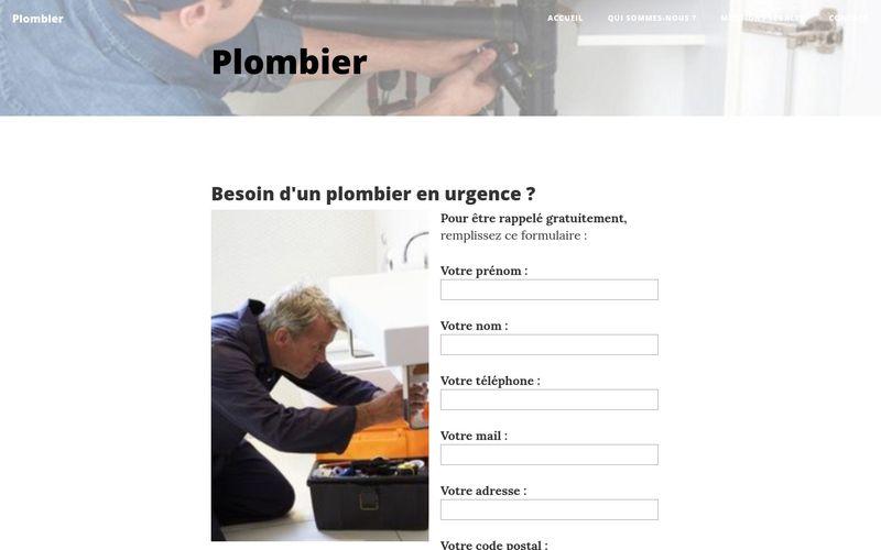 Contacter un plombier en cas d'infiltration